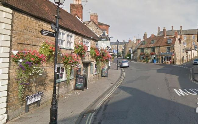 Cheap Street in Sherborne - Picture from Google Street View