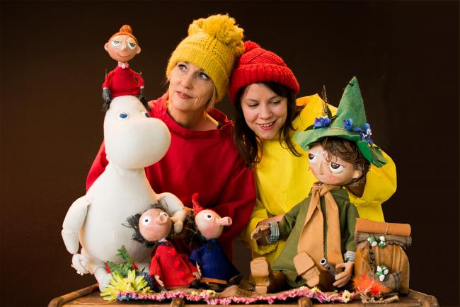 Mischief and Mystery in Moomin Valley comes to Salisbury Playhouse