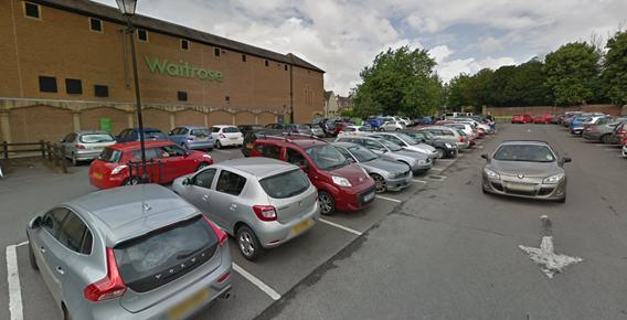 Pedestrian left with life-changing injuries after crash in Waitrose car park in Sherborne