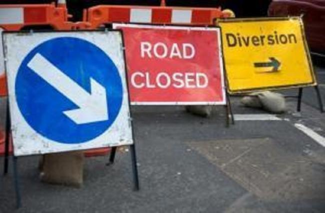 List of roadworks