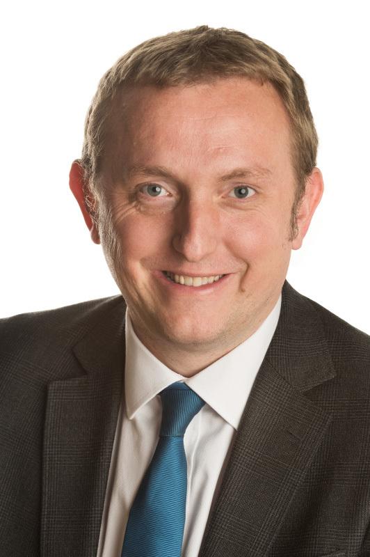 Councillor Mark McClelland