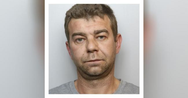 Marcin Zdun was jailed for murdering his wife and daughter in Wessex Road, Salisbury