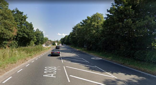 A338 at Fordingbridge  Picture: Google Streetview