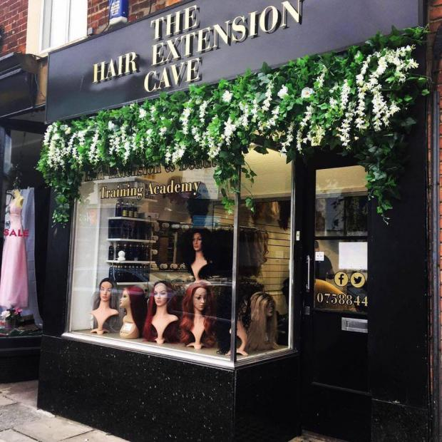 Salisbury Journal: The Hair Extension Cave