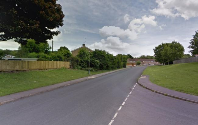 Kennet Road, Tidworth - Picture from Google Street View