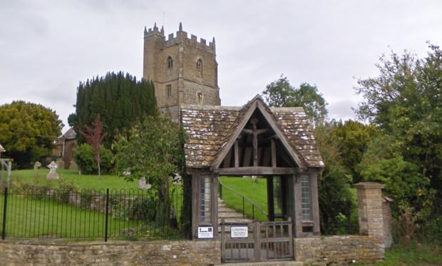 Salisbury Journal: St Mary & St James church in Hazelbury Bryan. Picture: Google