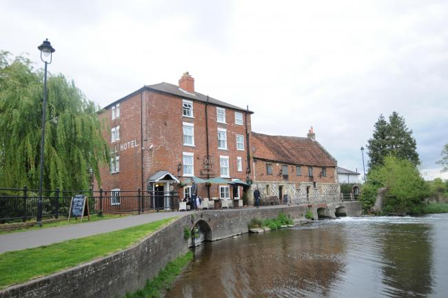 The Old Mill Hotel, Harnham
