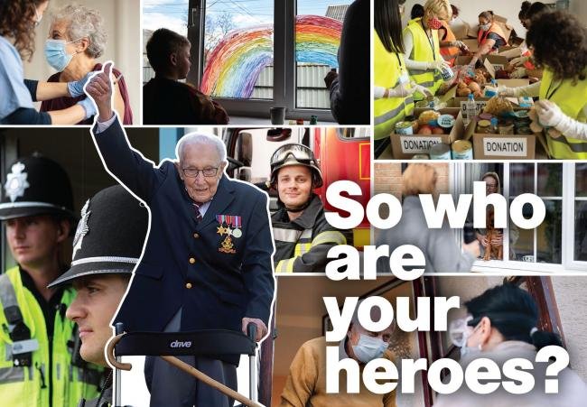 The South Wiltshire Hero Awards wants to hear from you