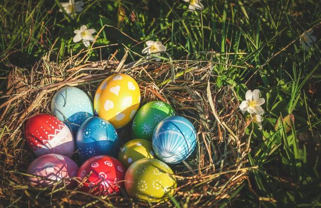 Generic Easter picture   Picture: Pixabay