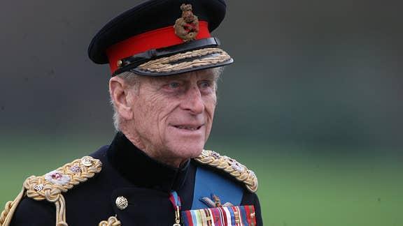 Salisbury Journal: The Duke of Edinburgh has died, aged 99. (PA)