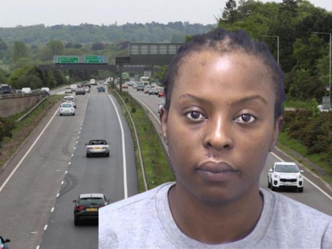 Tsisi Tayerera, 28 and of Britannia Road North, Southsea, was sentenced for dangerous driving and other motoring offences