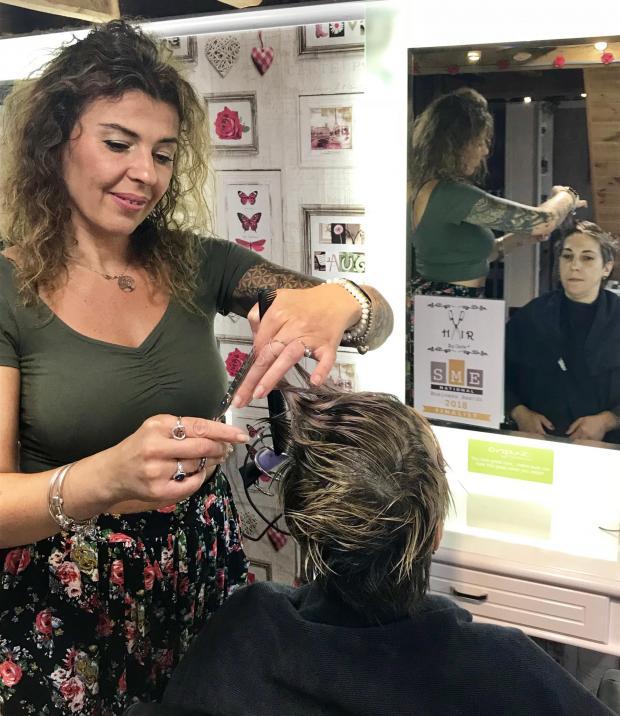 Salisbury Journal: Carla Corte, of Hair by Carla