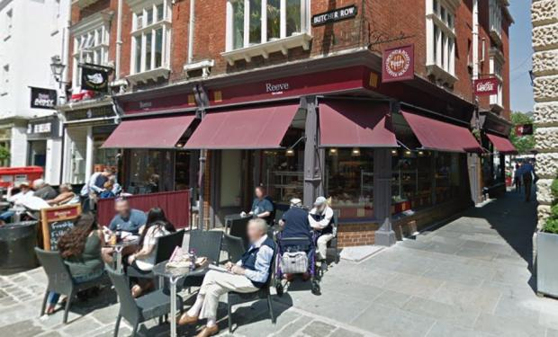 Salisbury Journal: Reeve the Baker, 2018 - Picture from Google Street View