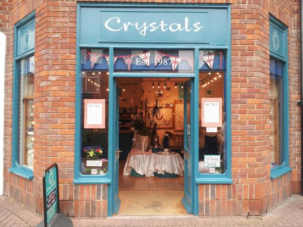 Salisbury Journal: Crystals, The Maltings - Picture from Crystals Salisbury UK Facebook
