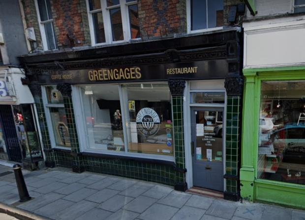 Salisbury Journal: Greengages, Catherine Street - Picture from Google Street View