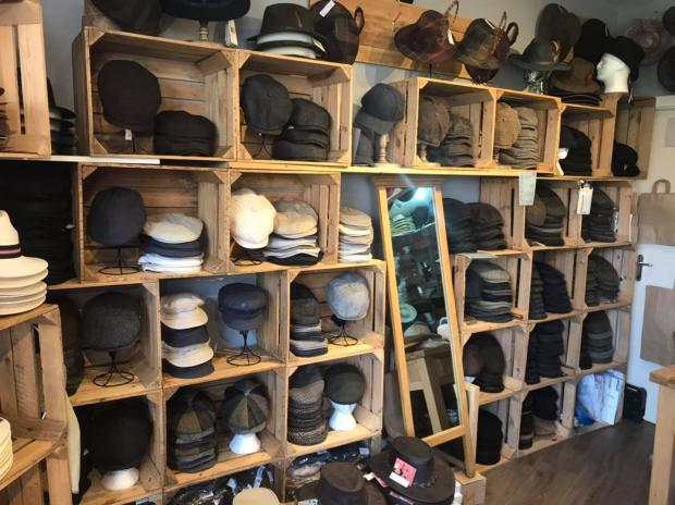 Salisbury Journal: The Hat Shop - Picture from The Hat Shop Salisbury Facebook