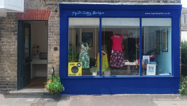 Salisbury Journal: Ingrid's Gallery Boutique, 2018 - Picture from Ingrid's Gallery Boutique Facebook
