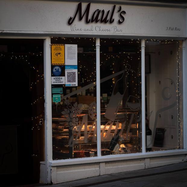 Salisbury Journal: Mauls Wine and Cheese Bar - Picture from Mauls Wine and Cheese Bar Facebook