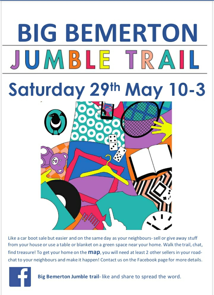 Big Bemerton Jumble Trail