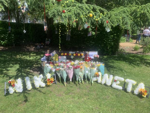 Salisbury Journal: One year on: Memorial service for Aneta and Nikoleta Zdun