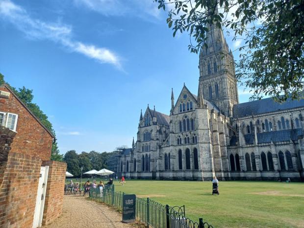 Salisbury Journal: The Bell Tower