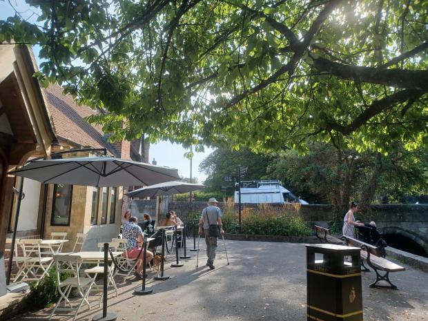 Salisbury Journal: The Orangery
