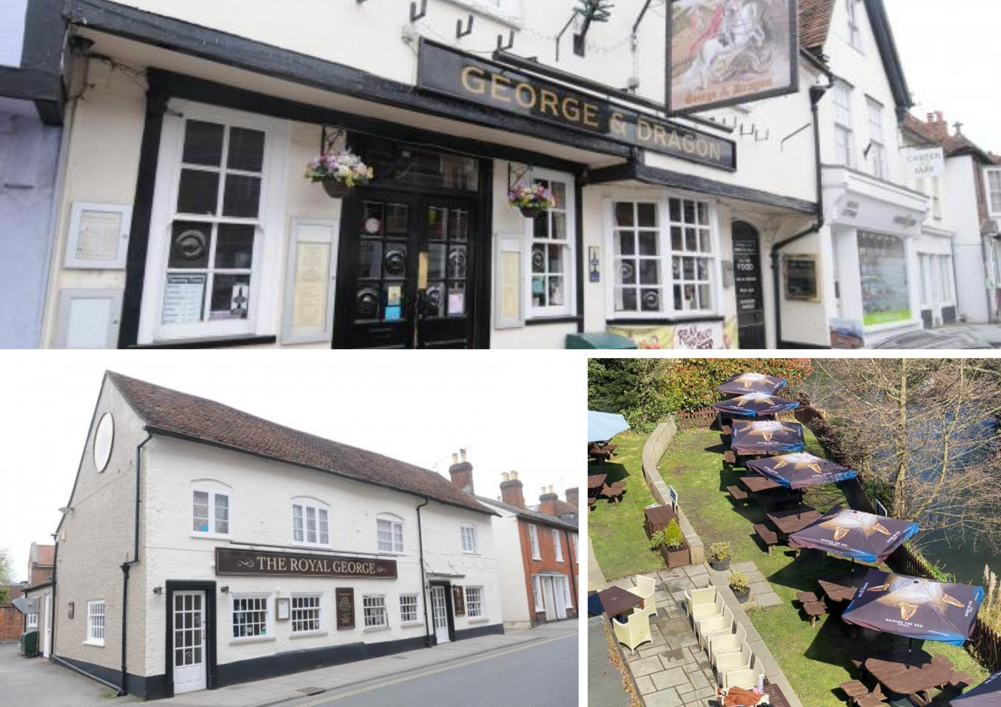 9 pubs with beautiful beer gardens for soaking in the sun (with a pint)
