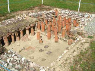 Roman villa set to close to the public