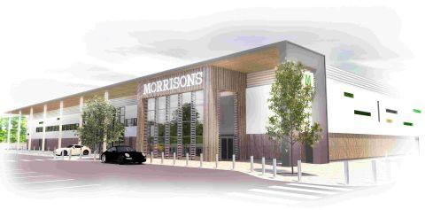 Morrisons to offer 50 new jobs by autumn in Verwood
