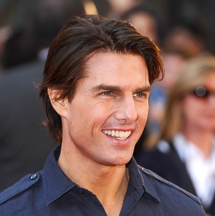 Tom Cruise revealed that he trains hard for his movies