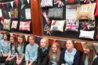 Cushion competition at St Edmund's
