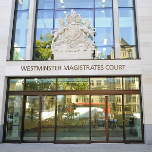 Three men will appear at Westminster Magistrates' Court after being charged with terrorism offences