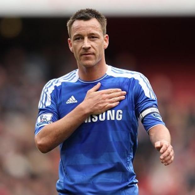 Salisbury Journal: Chelsea's John Terry is glad to be back on the pitch