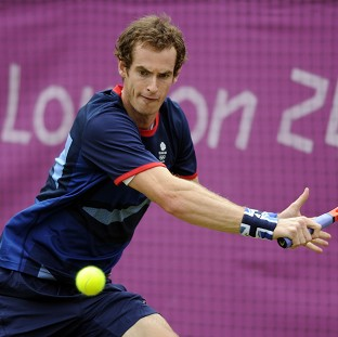Andy Murray will be hoping to avenge his Wimbledon final defeat