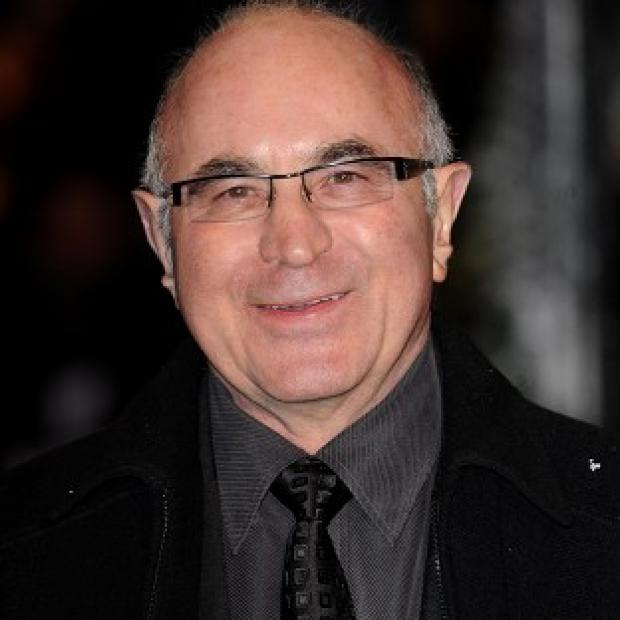 Bob Hoskins was diagnosed with Parkinson's last autumn