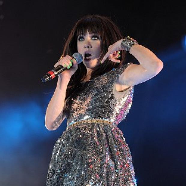 Carly Rae Jepsen wants to be thought of as a songwriter