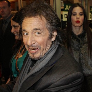 Al Pacino starred in the early Godfather films