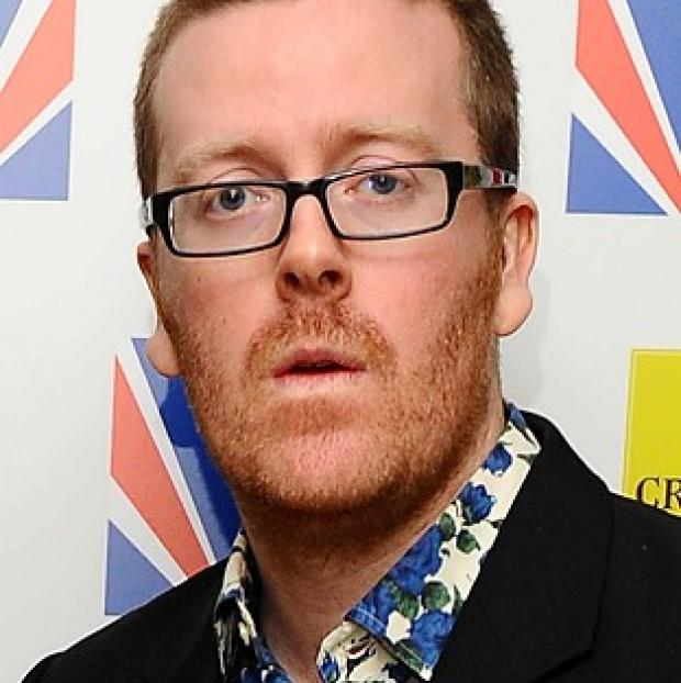 Frankie Boyle said his comments about the Paralympics were 'celebratory'