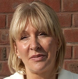 Nadine Dorries launched a verbal attack on the Prime Minister