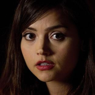 Doctor Who's new assistant Jenna-Louise Coleman, who has made a surprise early appearance in the first episode of the new series (BBC)