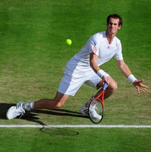Andy Murray, pictured, hopes his gruelling clash with Feliciano Lopez can help his fitness