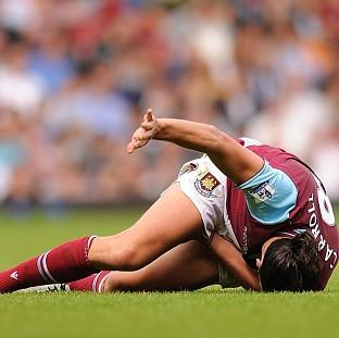 Andy Carroll misses England's next qualifiers through injury