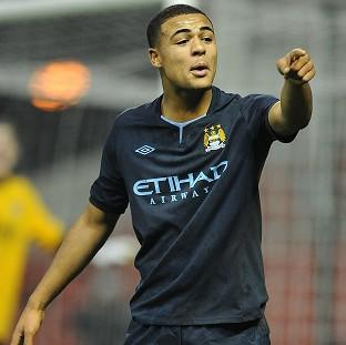 Courtney Meppen-Walter joined Manchester City in July 2010