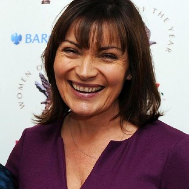 Lorraine Kelly took over main presenting duties on Daybreak