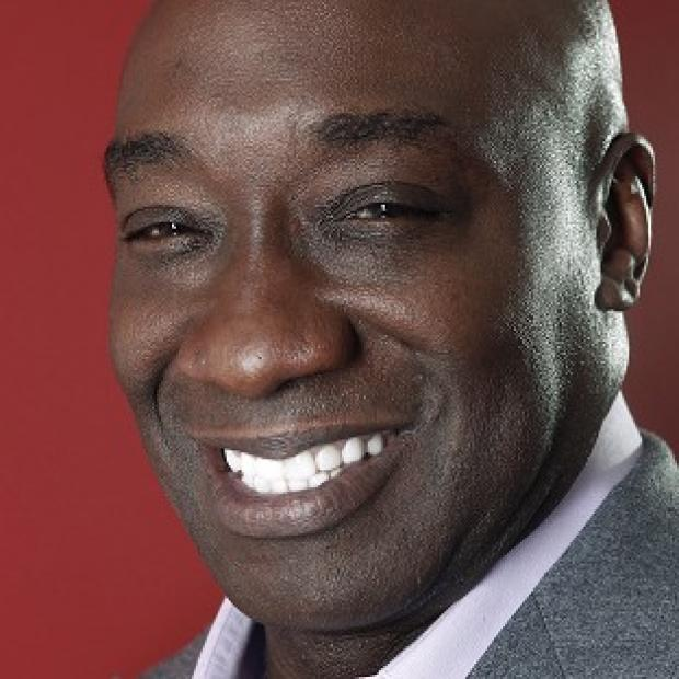 Michael Clarke Duncan was nominated for an Oscar in The Green Mile (AP)