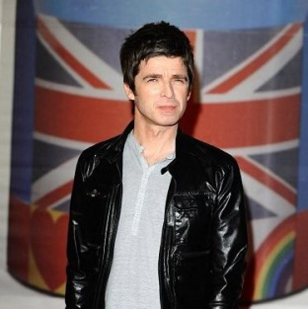 Noel Gallagher had a spider stowaway in his guitar case