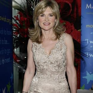 Anthea Turner could be getting her skates on for Dancing On Ice