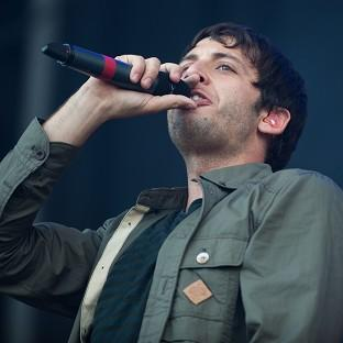 Example has had to pull out of some gigs because of tendonitis
