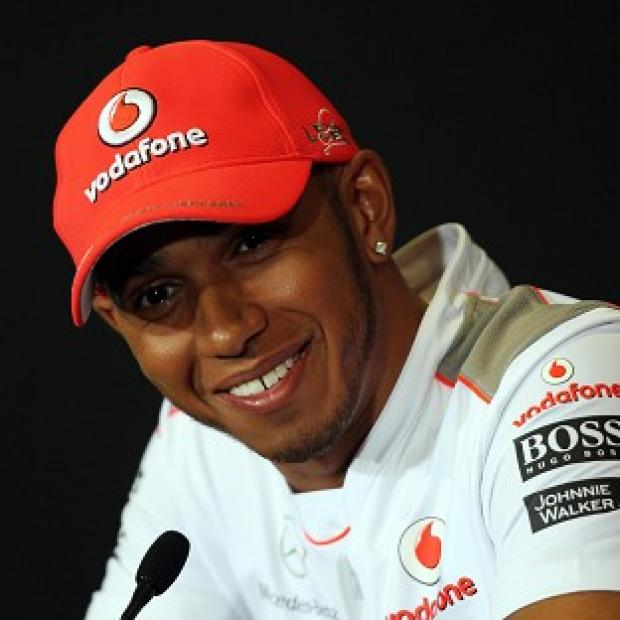 Claims that Lewis Hamilton is about to sign for Mercedes have been denied by his management team