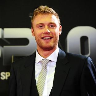 Former cricketer Andrew Flintoff is making a TV show about boxing